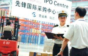 Растаможка грузов из Китая