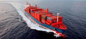 Морские перевозки из Италии