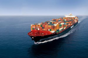 Морские контейнерные перевозки из США