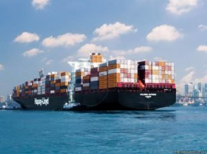 Морские контейнерные перевозки из Японии