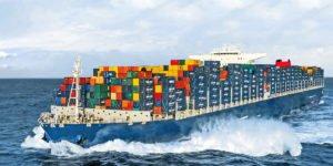 Морские контейнерные перевозки из Санкт-Петербурга