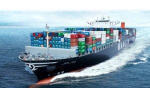 Морские контейнерные перевозки из Индии