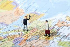 Переезд в европейские страны