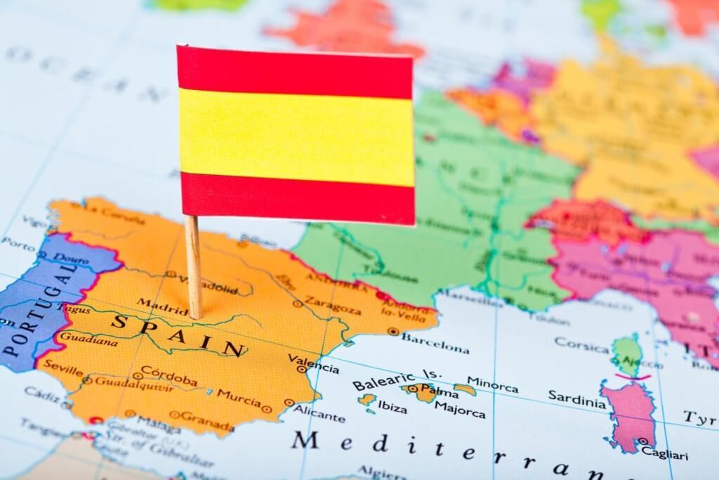 Переезд с вещами в Испанию