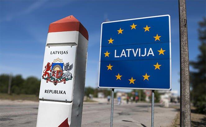 Квартирный переезд в Латвию