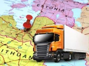 Доставка личных вещей в Литву