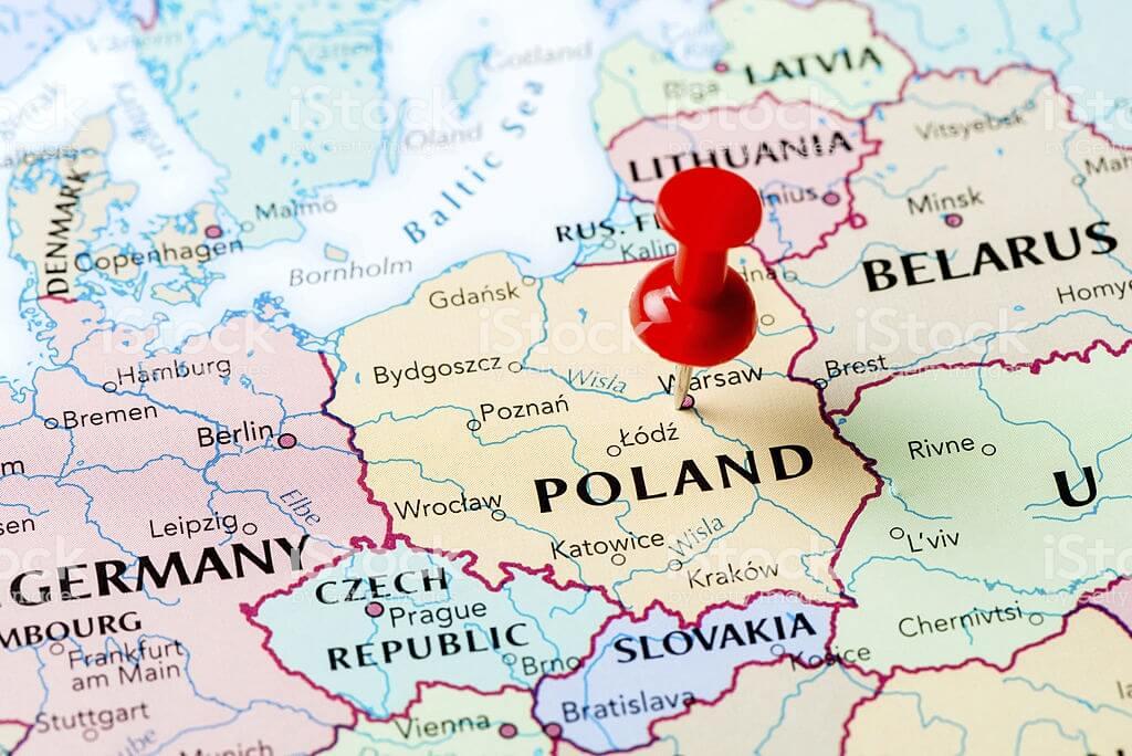 Перевозка вещей из квартиры в Польшу