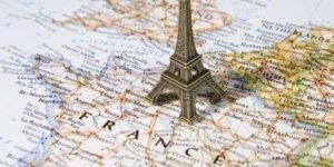 Переезд с вещами во Францию