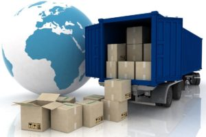 Международная перевозка вещей